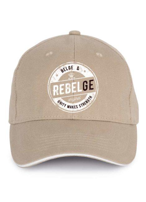 baseball cap rebelge