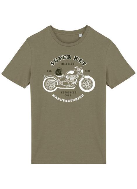 T-shirt Super Ket olive